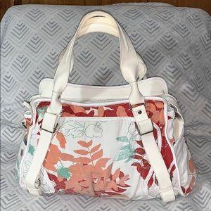 RARE Lululemon Floral Yoga Bag